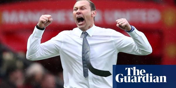 Duncan Ferguson gives Everton a plan but hunger will get them only so far | Jonathan Liew