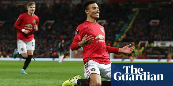Mason Greenwood's form could earn run of Manchester United starts