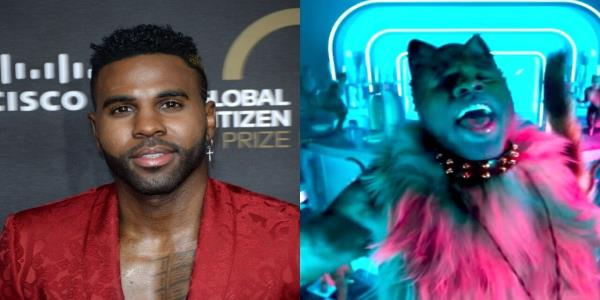 Jason Derulo Is Convinced His 'Anaconda' Was Edited Out Of The Cats Film