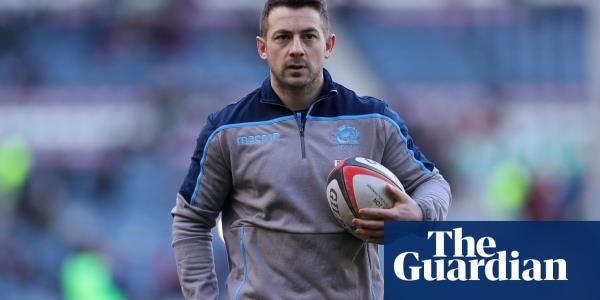 Greig Laidlaw, former Scotland captain, retires from international rugby