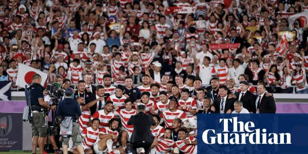 Jaw-dropping sport moments of 2019: Japan stun Scotland and shake up Rugby World Cup | Andy Bull