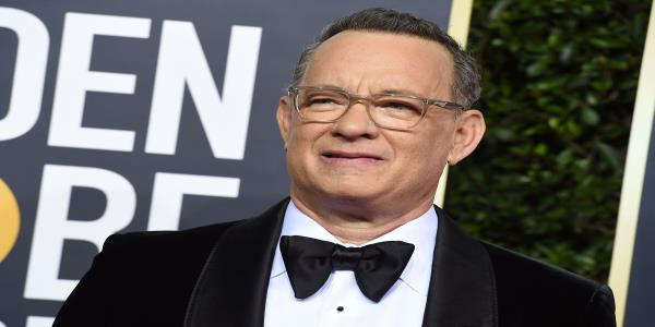 Golden Globes 2020: Tom Hanks Breaks Down In Tears During Lifetime Achievement Award Speech