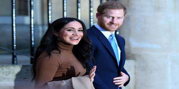 Celebs React To Meghan And Harry's Big Announcement (And Piers Morgan Is NOT Happy)