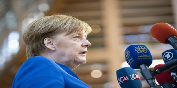 Merkel Most Popular Politician in Germany After Ruling 14 Years