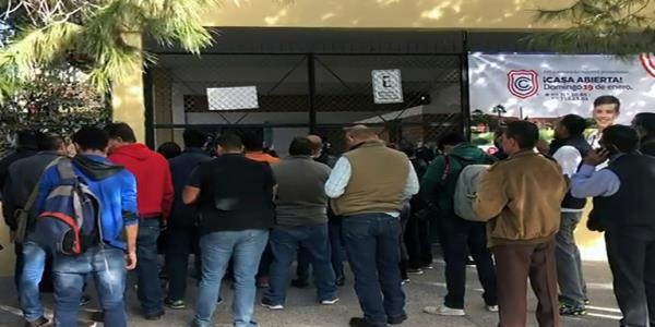 Boy kills teacher, self in Mexico school shooting
