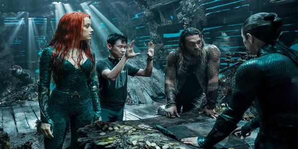 Aquaman Animated Miniseries Set at HBO Max With James Wan Producing