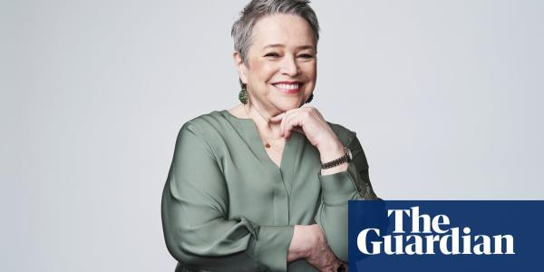 Kathy Bates: I told Clint that after 50 years, I feel like Ive hit the big time