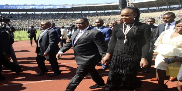 Zimbabwe gripped by drama of vice presidents nasty divorce