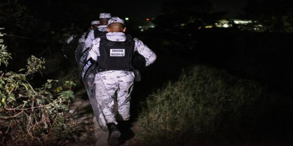 Mexico ramps up border security to block migrant caravan