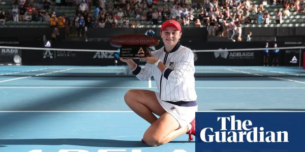 Ash Barty can buck trend of home pressure at Australian Open