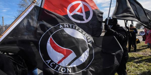 Antifa Group to March With Pro-Gun Protesters at Virginia Rally