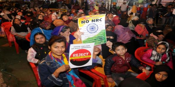Fearless Delhi women protesters inspire national movement