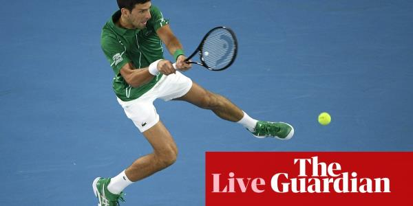 Australian Open 2020 day one: Djokovic v Struff, Stephens v Zhang and more – live!