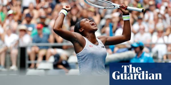 Naomi Osaka and Coco Gauff remain on collision course at Australian Open