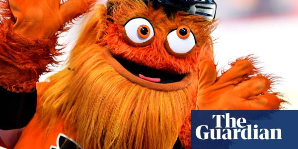 Philadelphia Flyers mascot Gritty accused of punching child