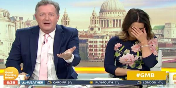 Ofcom Complaints Almost Triple In Just One Day After Piers Morgans Chinese Impression