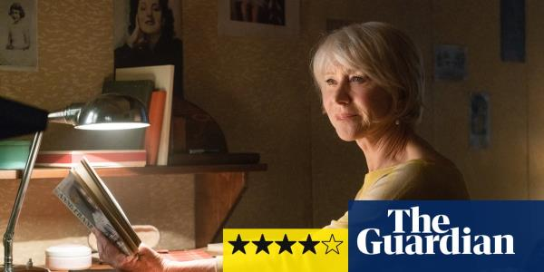 #AnneFrank. Parallel Stories review – Helen Mirren hosts a heartfelt tribute