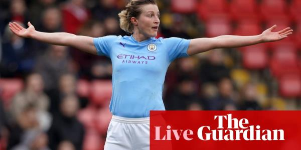 Manchester United v Manchester City: Womens FA Cup fourth round – live!