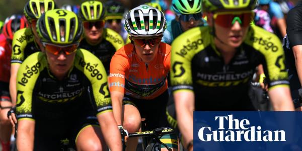 Australian strength and consistency resurfaces in womens cycling | Simone Giuliani