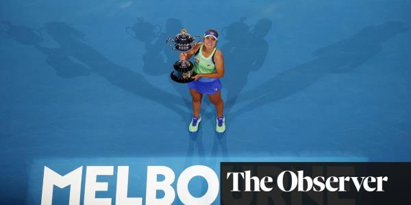 Sofia Kenin battles back to beat Garbiñe Muguruza in Australian Open final