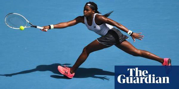 Grand slam title waits for Coco Gauff, the tennis prodigy with talent to burn | Kevin Mitchell