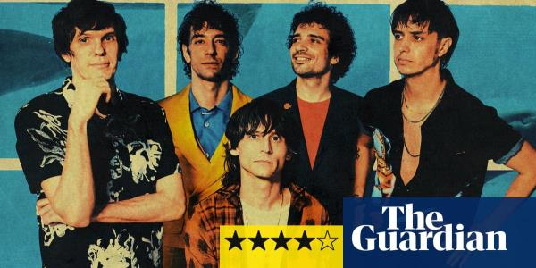 The Strokes: The New Abnormal review – old magic lights fresh sparks