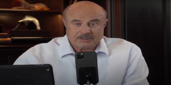 Dr. Phil begrudgingly apologizes for comparing coronavirus to swimming pool deaths