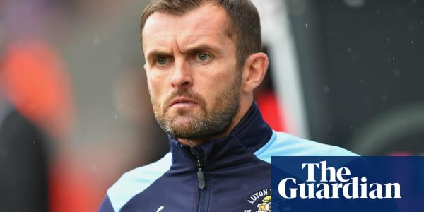 Nathan Jones returns as manager of Luton Town with repaired differences