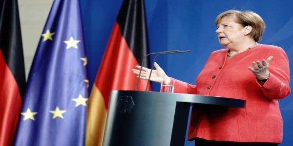 EU extends Russian sanctions over Ukraine: Merkel