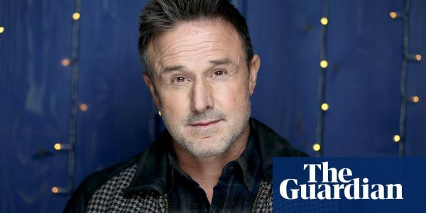 'I always knew I was wired differently': why David Arquette went from Hollywood to wrestling