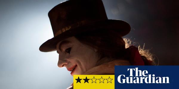The Ringmaster review – petrol-station horror pumps up the nastiness