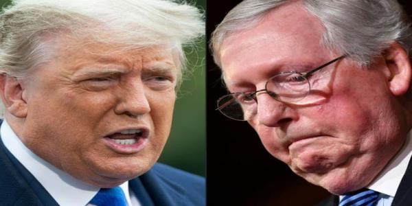 Why upcoming GOP primaries may not double as Trump-McConnell proxy wars