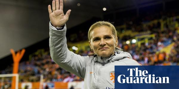 Sarina Wiegman to succeed Neville as England head coach from September 2021