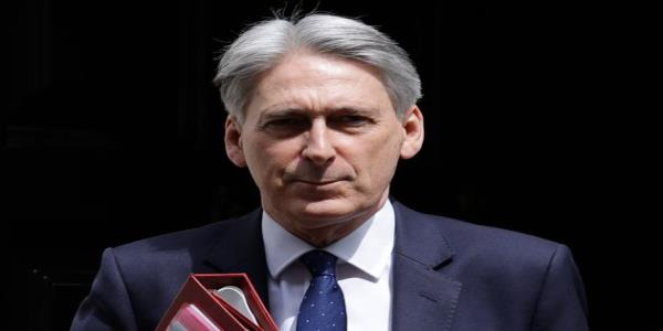 Philip Hammond Suggests He Could Vote To Bring Down Boris Johnsons Government Over No-Deal Brexit