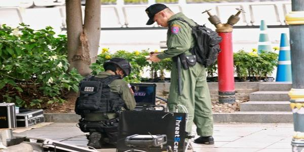 Thailand seeks more than 10 suspects for series of bombs in Bangkok