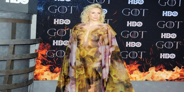 Game Of Thrones Gwendoline Christie Submitted Herself For An Emmy As A Testament To Her Character