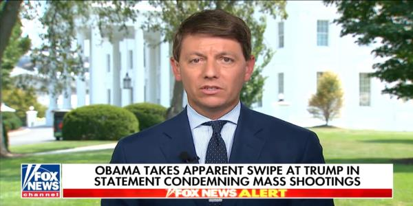Trump Spokesperson Hogan Gidley Attacks Obama for Condemning Racism