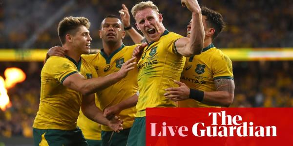 Bledisloe Cup 2019: Wallabies 47-26 All Blacks, Rugby Championship – as it happened