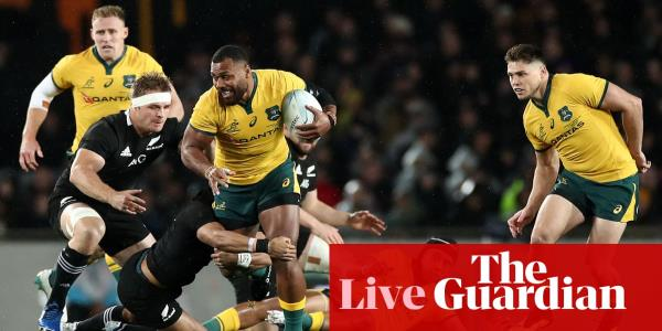 Bledisloe Cup 2019: All Blacks v Wallabies Eden Park decider – live!