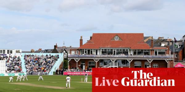 County cricket live: Kent v Essex, Sussex v Middlesex and more!