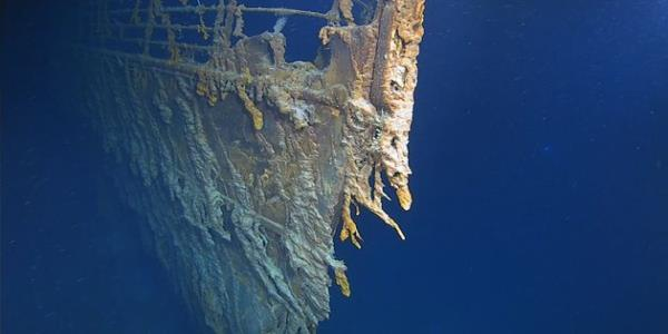 First Titanic Dive In More Than A Decade Reveals Stunning Pictures Of Crumbling Ship