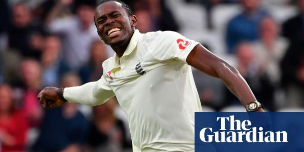 Jofra Archer rips through Australia to put England on top in third Ashes Test