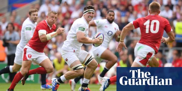 Eddie Jones picks 'Kamikaze Kids' Curry and Underhill to face Ireland