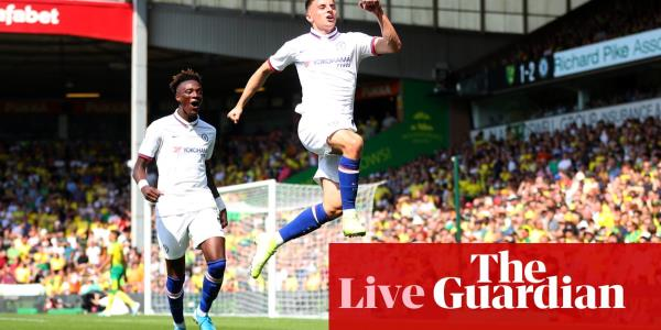 Norwich City v Chelsea: Premier League – live!
