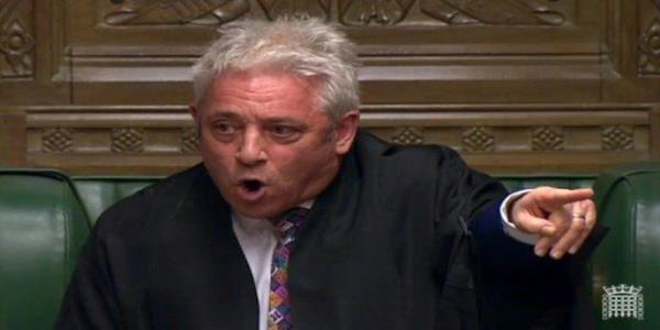 John Bercow In Secret Talks With Tory Grandee Letwin To Block No-Deal Brexit