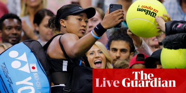 US Open 2019: Naomi Osaka v Belinda Bencic and more on day eight – live!