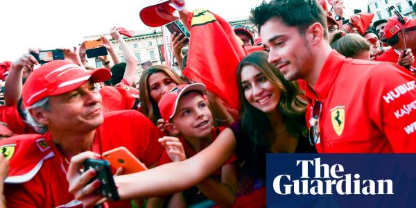 Charles Leclerc offers Ferrari fans hope of long-awaited home win in Italy