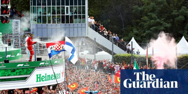 Ferrari's Charles Leclerc delights Italian F1 GP crowd with Monza win