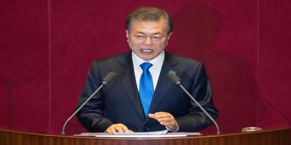 Moon Picks Ally Accused of Graft as South Korea Justice Minister