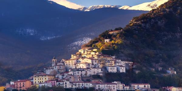 Italian region offers €8,000 a year to newcomers prepared to move to dying villages